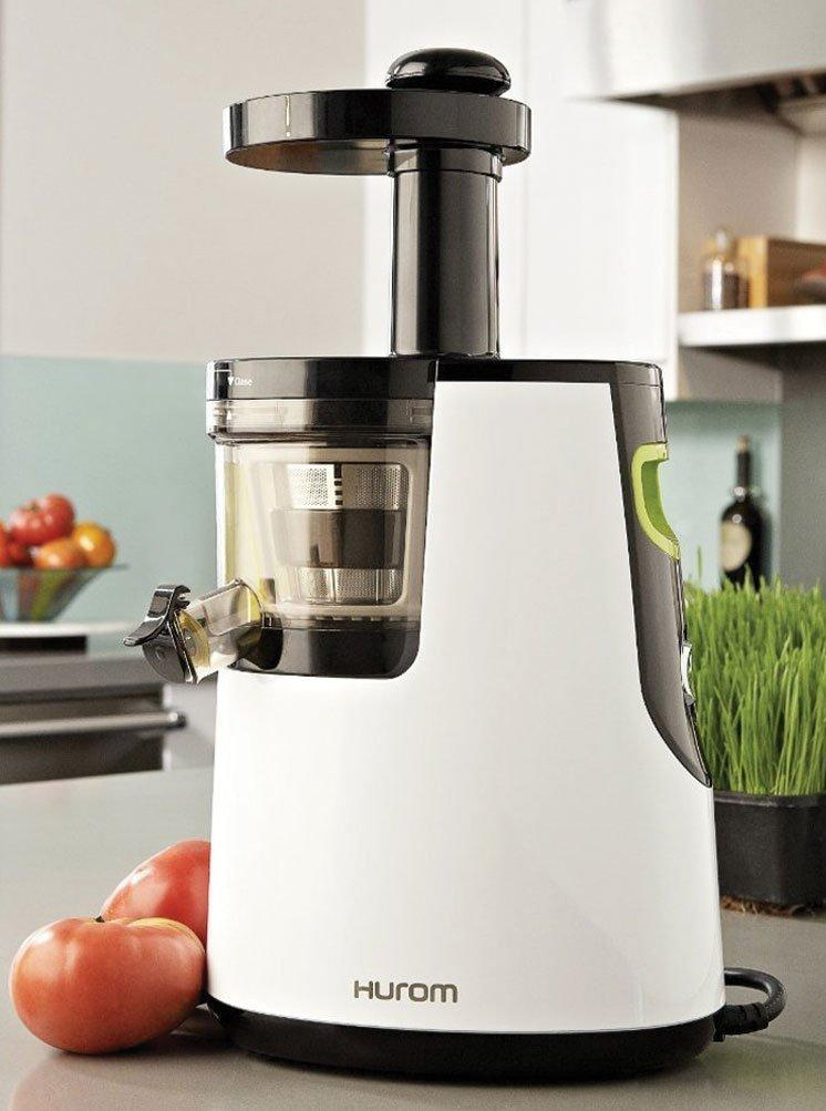 Cucina Red Slow Juicer Review : Hurom HH-WBE11, Slow Juicer, Estrattore di Succo, 2. Generazione, 40 rpm, bianco: Amazon.it ...