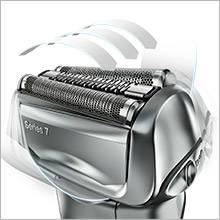Braun Series 7 720s-6 Rasoio elettrico