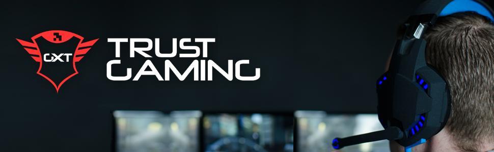 Trust Gaming Trust GXT 363 Cuffia da Gioco - Buona qualità audio 1b460059459f