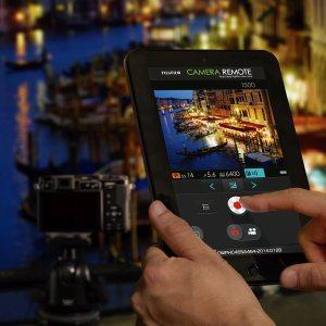 Wi-Fi Camera Remote App
