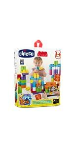 Mattoncini Chicco;Costruzioni Chicco; Mattoncini; Mattoncini Bambini; Costruzioni Bambini; Libertà;