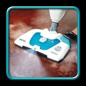 Imetec sm04 master vapor detergent plus casa e for Imetec master vapor