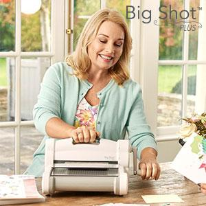 Macchina Sizzix Big Shot Plus