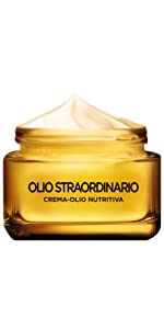 Crema Olio Nutritiva Olio Straordinario