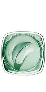 Maschera purificante, verde, purifica, opacizza, argilla minerale