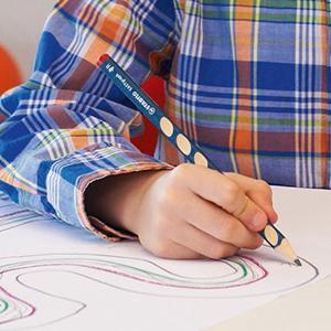 matita, pastello, grafite, ergonomia, ergonomica