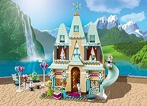 Castelli Di Cartone Streaming : Lego disney princess la festa al castello di arendelle