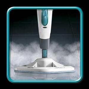 Imetec master vapor plus sm02 scopa lavapavimenti a vapore for Imetec master vapor detergent plus sm04