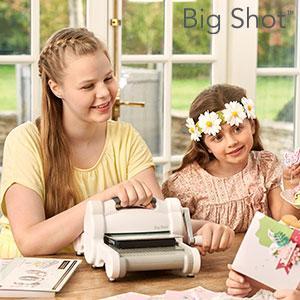 Macchina Sizzix Big Shot