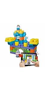 Mattoncini Chicco;Costruzioni Chicco; Mattoncini; Mattoncini Bambini; Costruzioni Bambini; Castello;