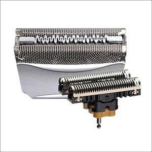 Testina di ricambio Braun 51 S color argento