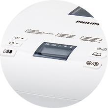 Philips HD9015/30 Macchina del Pane con 12 Programmi Pre-Impostati e Timer Programmabile