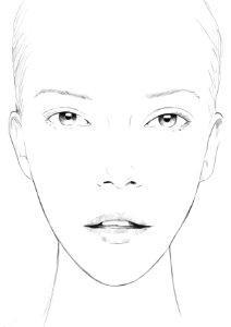 viso ovale o allungato
