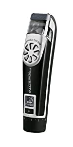 Rowenta TN2300 Nomad Rasoio Regolabarba, Ricaricabile, Uso a Filo e Cordless, Bianco, batteria