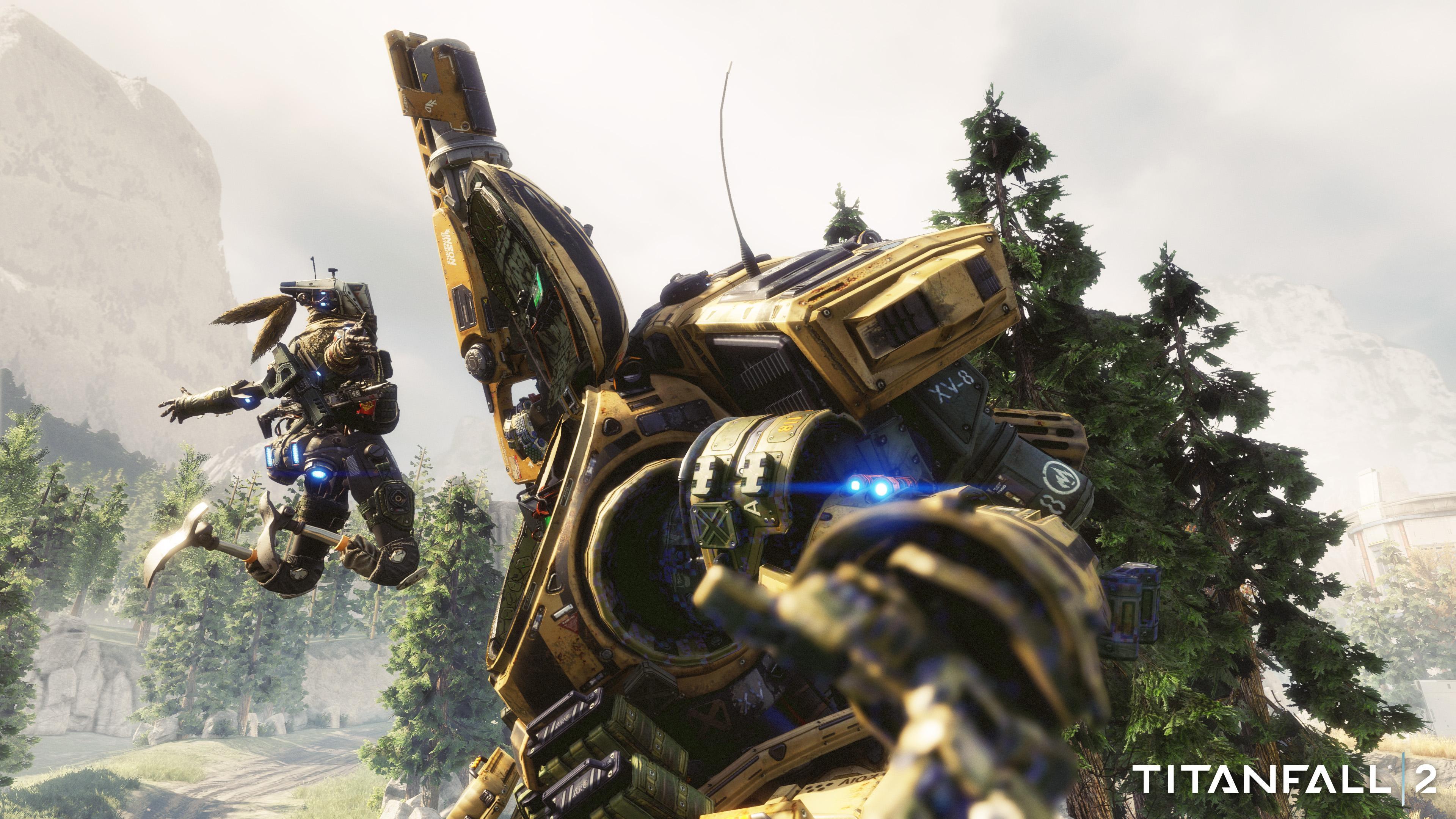 Titanfall 2 diventa gratuito per gli abbonati EA Access e Origin Access