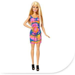 Barbie dmc10 bambola moda mix giochi e - Barbie senza colore ...
