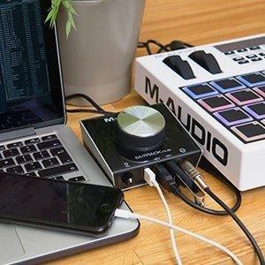 m audio m track hub manual