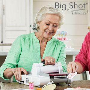 Macchina Sizzix Big Shot Express