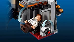 LEGO - Star Wars 75137 Camera di Congelamento al Carbonio: Amazon.it ...