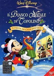 Immagini Natalizie Walt Disney.Cofanetto Magico Natale Disney Volume 1 4 Dvd Amazon It
