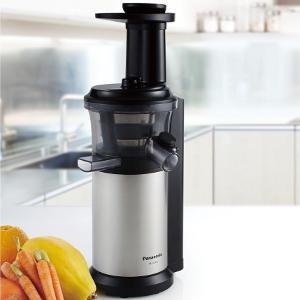 Slow Juicer Panasonic Prezzo : Panasonic MJ-L500 Slow Juicer Sistema di Estrazione, Senza Lame, Acciaio: Amazon.it: Casa e cucina
