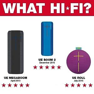 UE, Megaboom, Wireless, Bluetooth, Speaker, Party up, Bose, JBL