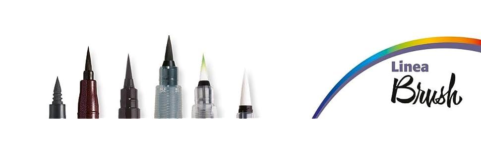 pentel, brush, pennello, penne, fude pen, fude