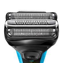 Braun Series 3 Shave&Style 3 in 1 Rasoio Elettrico con Rifinitore di Precisione