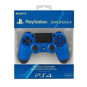 PlayStation 4 500 Gb B [Ricondizionata] + Controller Dualshock 4 Wireless Blue aggiuntivo