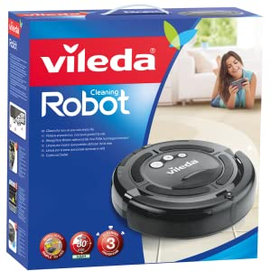 Vileda Cleaning Robot Aspirapolvere senza sacco