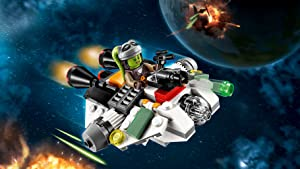 75127 LEGO Microfighters Ghost