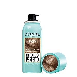 Ritocco Perfetto, ricrescita sparita, incubo ricrescita, capelli bianchi, spray istantaneo
