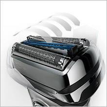 Braun Serie 9 9090cc Rasoio elettrico a lamina