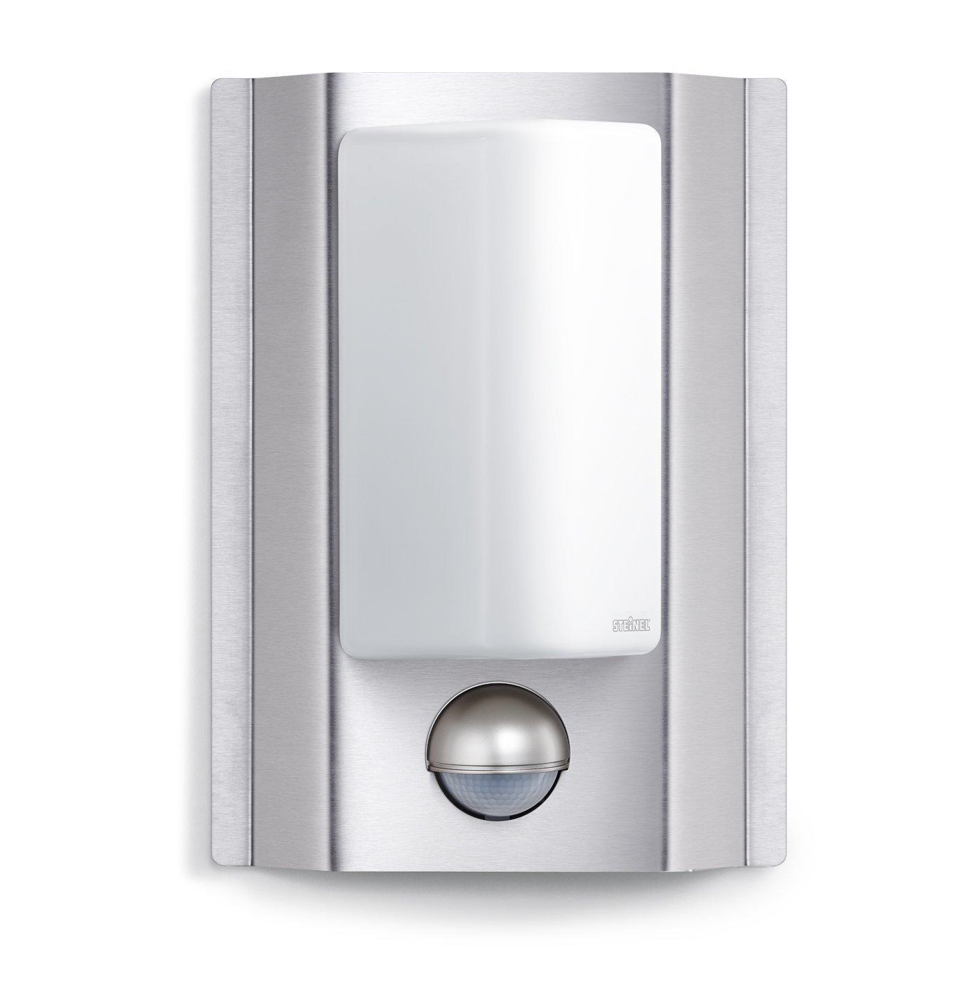 steinel lampada per esterni l 860 s con sensore a raggi. Black Bedroom Furniture Sets. Home Design Ideas
