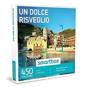 Smartbox cofanetto regalo un dolce risveglio 645 for Cofanetti soggiorno