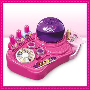 Clementoni 15770 crazy chic atelier delle unghie for Giochi per ragazze di 10 anni