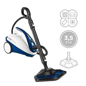 Polti vaporetto smart 40 mop pulitore a vapore con spazzola vaporforce 3 5 bar casa - Vaporetto smart 35 mop ...