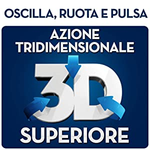 Oral-B Pro 4000 Cross Action Spazzolino Elettrico