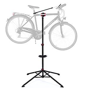 ICETOOLZ XPERT supporto montaggio bicicletta e132 montaggio pavimento riparazione bici