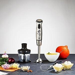 Moulinex dd873d mixer ad immersione casa e cucina - Mixer da cucina ad immersione ...