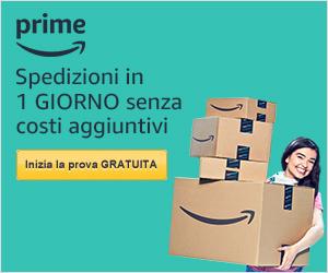 Amazon Prime - Prova gratuita per 30 giorni