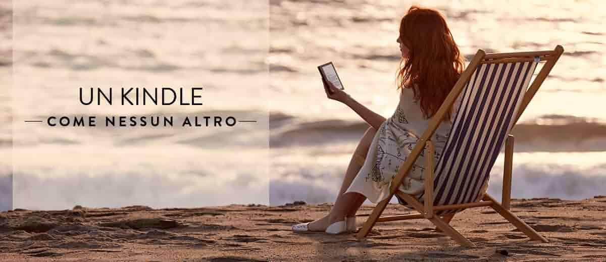 Un Kindle come nessun altro