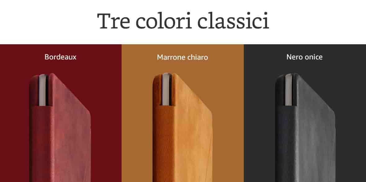 Tre colori classici