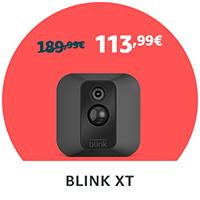 Sistema di telecamere di sicurezza per esterni Blink XT