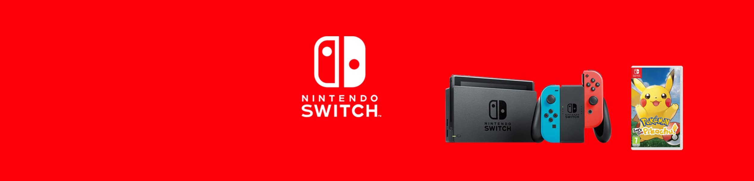 Nintendo Switch con Pokémon Go por 339.90€