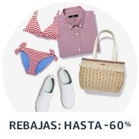 Amazon Moda: Rebajas hasta -60%