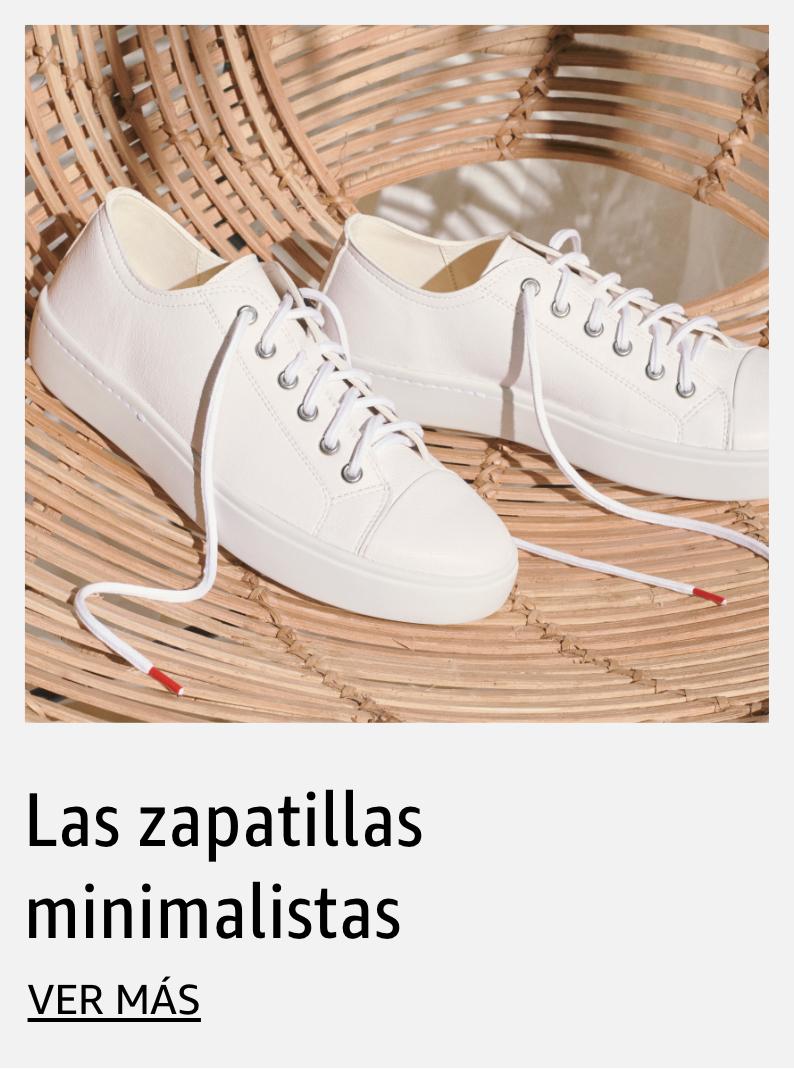 Las zapatillas minimalistas