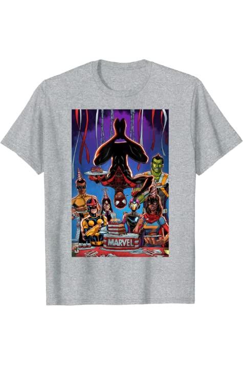 Camisetas con estampados gráficos