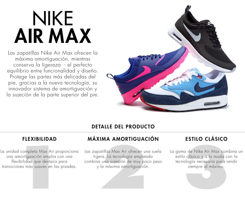 Amazon.es  Nike Air Max  Zapatos y complementos ad04c9c794f4