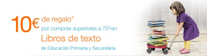 Campaña libros texto Amazon